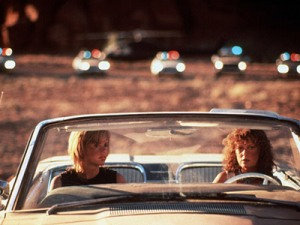 Thelma and Louise Alternative Ending