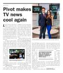 Pivot advertorial by J. V. Tremblay